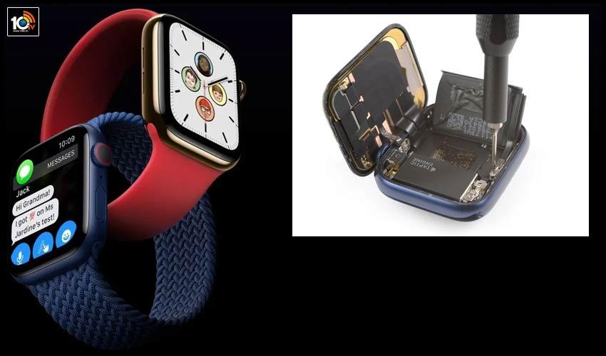 Apple Watch Series 6 వచ్చేసింది.. ఈ కొత్త వాచ్ విప్పి చూశారా?