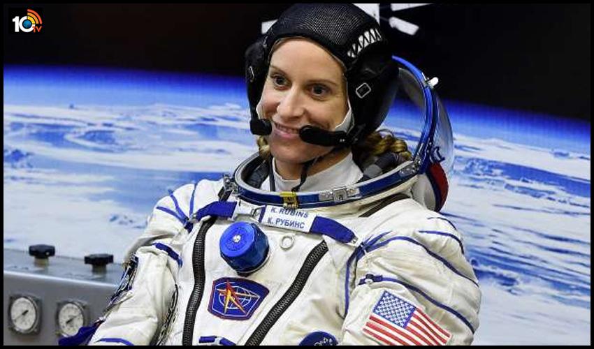 స్పేస్ నుంచి ఓటు వేస్తానంటోన్న NASA Astronaut