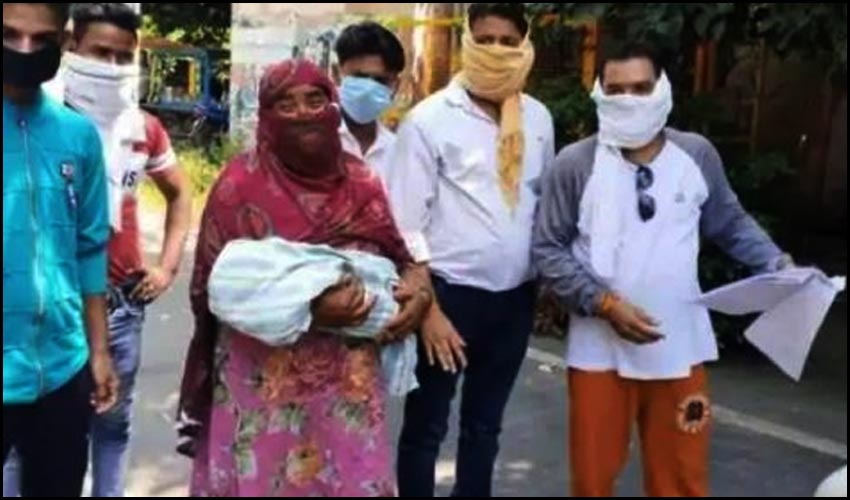 newborn-dies-during-delivery-hospital-holds-mother-in-hostage-for-not-filing-the-bill-in-meerut-up