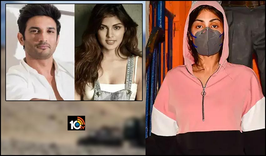 rhea-chakraborty-arrested-by-ncb-in-drugs-probe