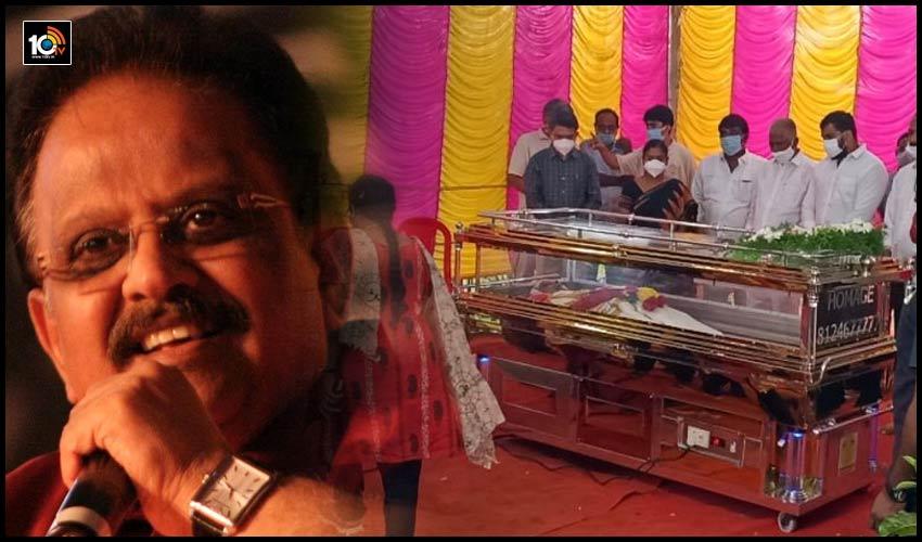 sp balu funeral in veerashaiva jangama tradition222