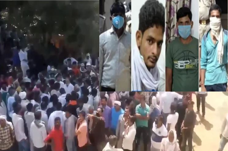 Hathras gang rape case: Upper caste group holds panchayat in favour of accused, demands CBI inquiry