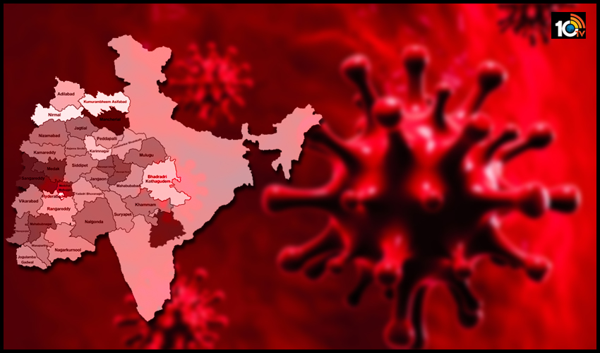 కరోనా తగ్గుముఖం, తెలంగాణలో 1,486, ఇండియాలో 46 వేల 791 కేసులు