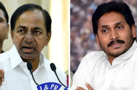 jagan and kcr