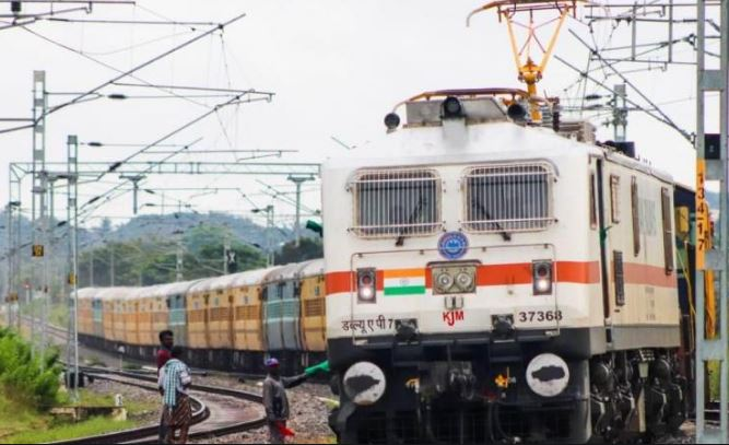 Assam,train engine arrested