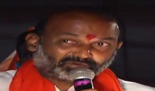 BJP Telangana chief