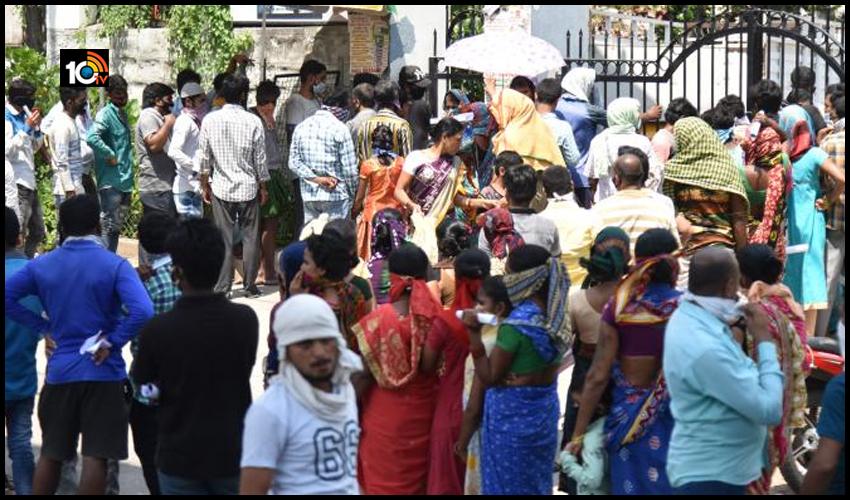 COVID 19 Telangana : 24 గంటల్లో 761 కేసులు, కోలుకున్నది 702 మంది