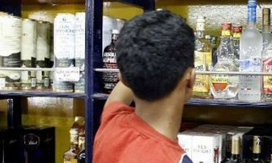 GHMC polls Liquor shops