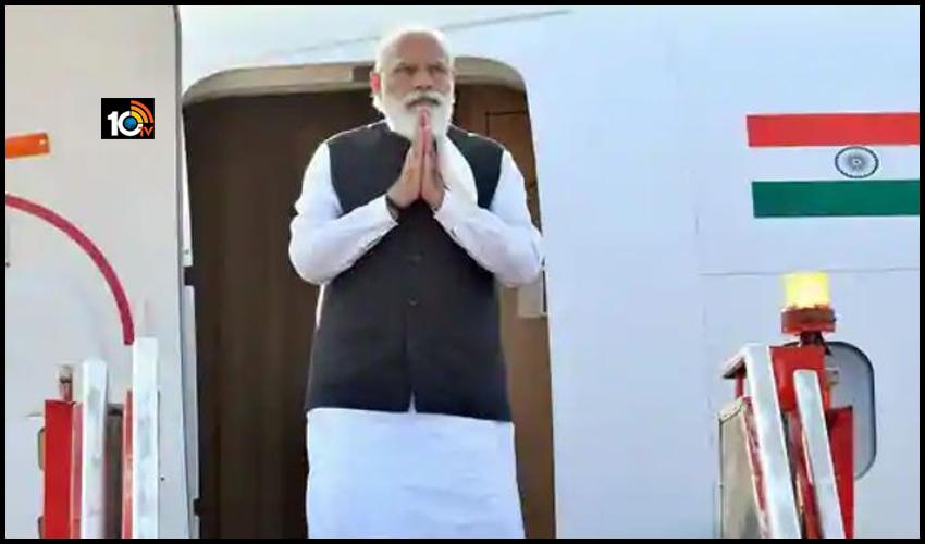 వారణాసికి ప్రధాని మోడీ.. సిక్స్ లేన్ హైవే ప్రారంభోత్సవం!