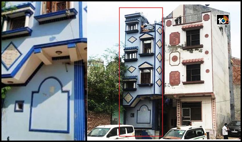 ఢిల్లీలో 6 గజాల్లో మూడంతస్తుల ఇల్లు…ఇక కనిపించదు