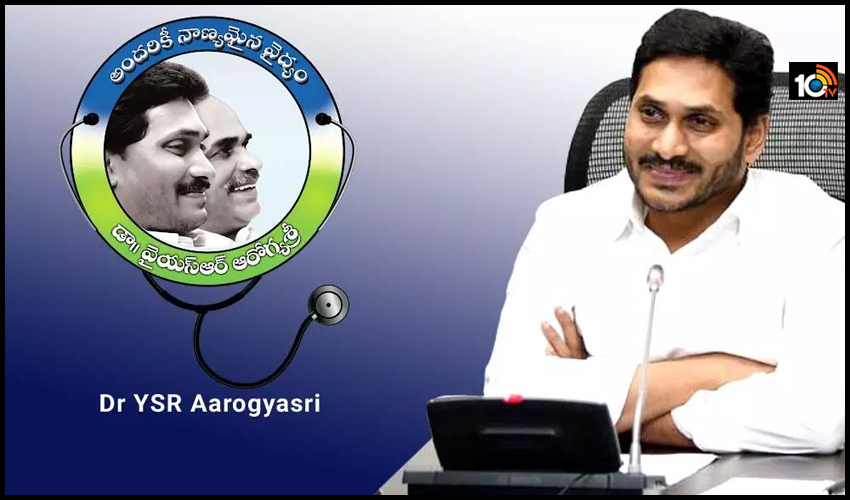 Dr YSR Aarogyasri