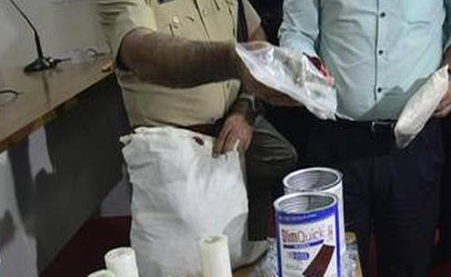 drugs seized hyderabad