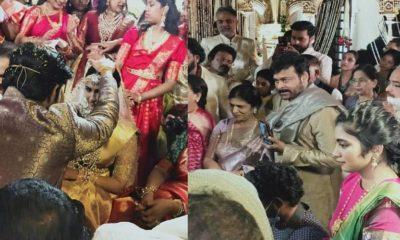 Actress Konidela Niharika Marriage Photos (1)