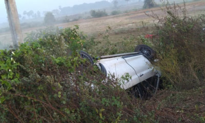 Car Accident khammam