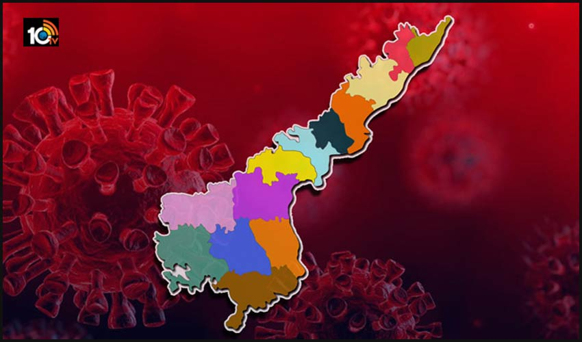 102 New Covid-19 positive cases in Andhra pradesh