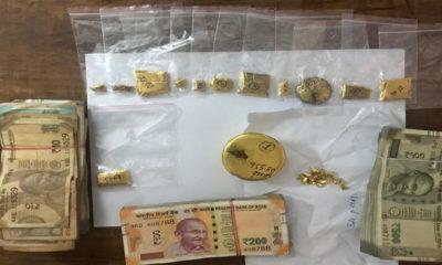 Gold-Cash-seazed bengaluru