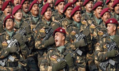 Indian Army Suddenly Hailed As Heroes