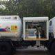 diesel door delivery