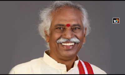 bandaru-dattatreya-escaped-from-accident