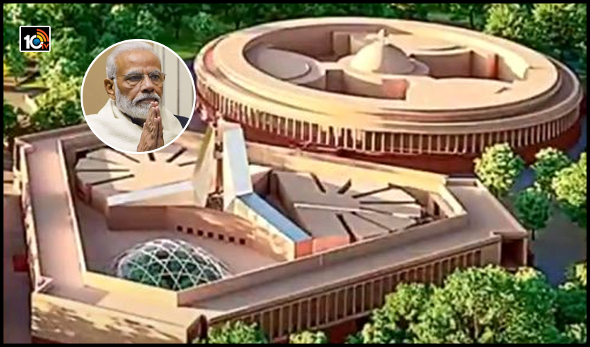 new-Parliament-building-bhumipuja