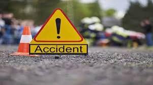 mulugu road accident