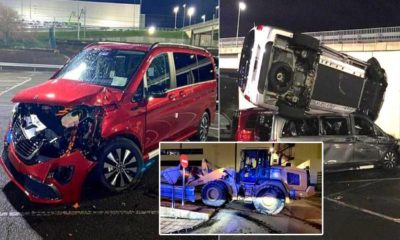 Disgruntled Mercedes Benz employee goes on rampage, destroys 69 cars worth 50 crores
