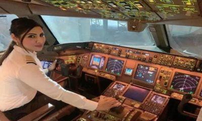 Indian women pilots make history ..