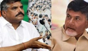 Botsa Satyanarayana sensational remarks on Chandrababu