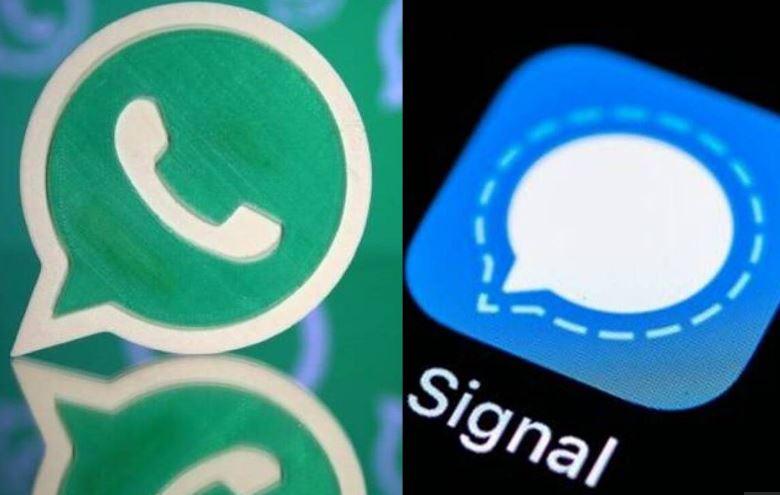 WHATSAPP SIGNAL