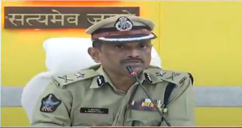 Police arrested a key accused in the theft of 3 silver lion statues