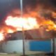 Fire accident in Visakhapatnam