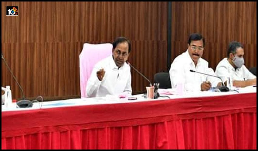 ప్రభుత్వ ఉద్యోగుల వేతన సవరణ, చర్చలు షురూ కావాలె -కేసీఆర్