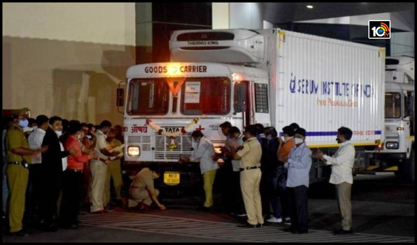 india-delivers-covid-19-shots-to-prepare-for-worlds-biggest-vaccination-driv