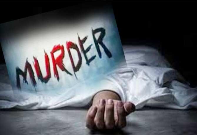 Land dispute : man brutally murdered