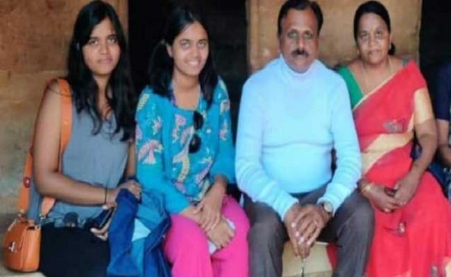 Madanapalle sisters murder case