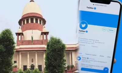 Supreme Court notice to Centre and Twitter on plea