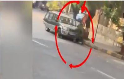 New twist on the explosives incident near Mukesh Ambani's residence