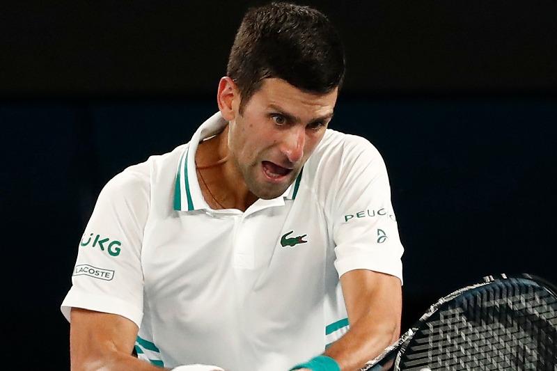 DJocovic wins Australian Open tennis championship
