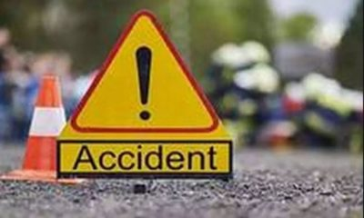 Veldurthy Road as the care of address for accidents