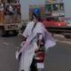 Mamata Banerjee's innovative protest