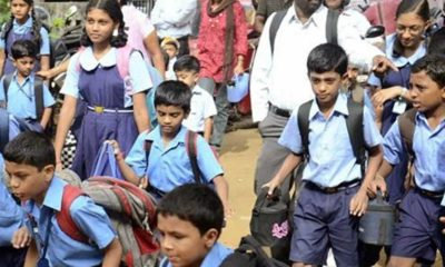 Classes 6,7,8th will start in Telangana from today