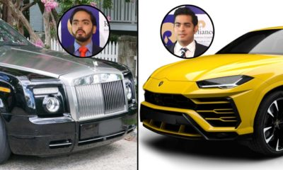 Ambani Kids Supercars