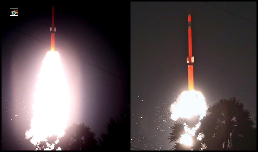 Isro Sounding Rocket
