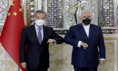 Iran, China Sign 25 Year Cooperation Agreement