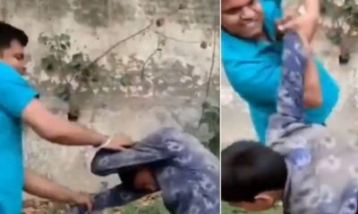 Rs. 10 Lakh Were For The Boy Beaten For Drinking Water In Temple