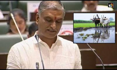 Telangana Budget Farmers