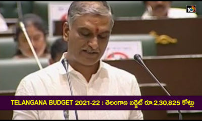 Telangana Budget