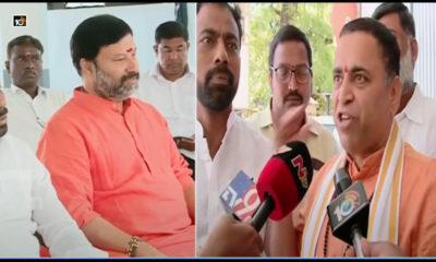 Ap Bjp Leader Sensational Comments On Jagan