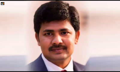 Gurumurthys Name Has Been Finalized By Cm Jagan As The Ycp Candidate In The Tirupati Lok Sabha By Election