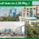 house rent Rs.1.26 cr